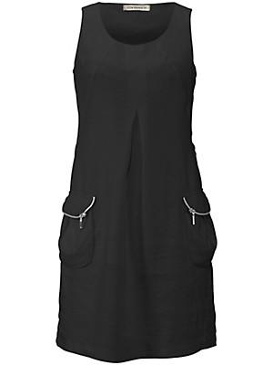 Uta Raasch - Kleid ohne Arm aus reinem Leinen