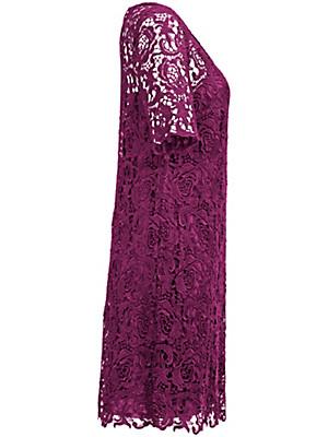 Uta Raasch - Legeres Spitzen-Kleid mit etwas längerem 1/2-Arm
