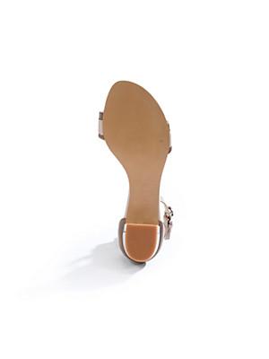 Uta Raasch - Sandale aus feinem Ziegennappaleder