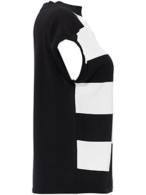 Uta Raasch - Sommer-Pulli im angesagten Schwarz/Weiß-Look