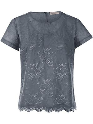 Uta Raasch - Spitzen-Bluse mit 1/2-Arm