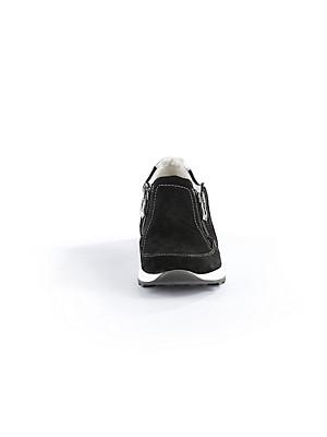 Waldläufer - Sneaker aus Veloursleder