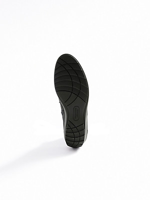 Waldläufer - Stiefelette aus Kalbsnubukleder