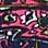 Navy/Pink/Multicolor