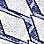 Blau/Grau/Ecru-718356