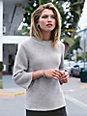 Uta Raasch - Pullover mit Stehbundkragen