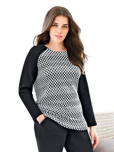 Anna Aura - Rundhals-Shirt mit 1/1-Raglanarm