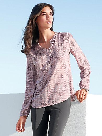 Betty Barclay - Tunika-Bluse, leichte Kräuselung an der Schulter
