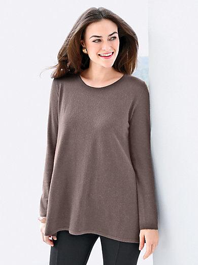 Emilia Lay - Pullover aus Merino-Wolle mit feinster Seide