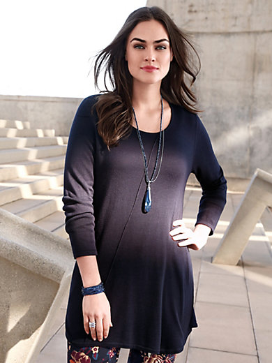 Emilia Lay - Pullover mit asymmetrischem Saum