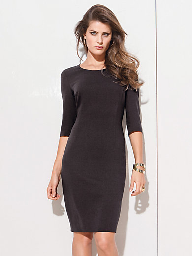 Escada - Shift-Kleid mit 3/4-Arm