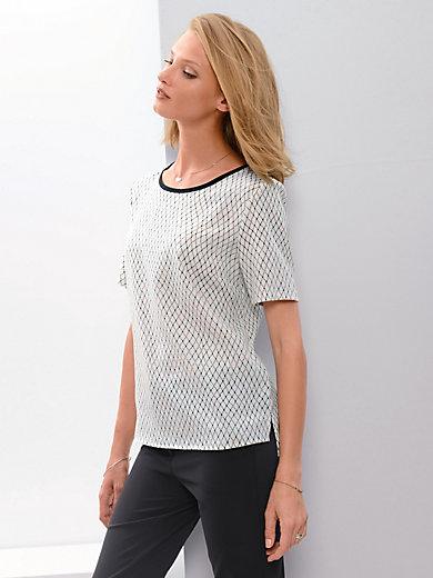 Fadenmeister Berlin - Blusen-Shirt aus reiner Seide