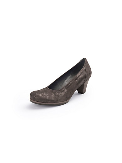 Gabor - Pumps mit Metallic-Effekt