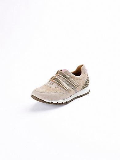 Gabor - Sneaker aus Ziegenveloursleder