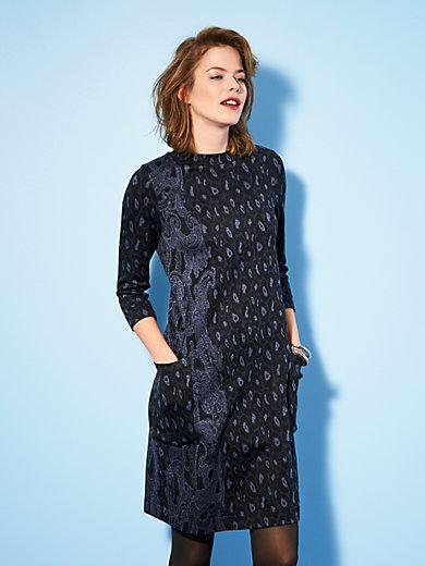 Looxent - Jersey-Kleid in gerader Form und mit Taschen