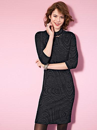 Looxent - Jerseykleid schlicht und puristisch mit Strukturen