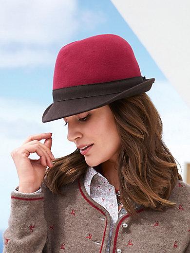 Peter Hahn - Hut aus 100% Wolle