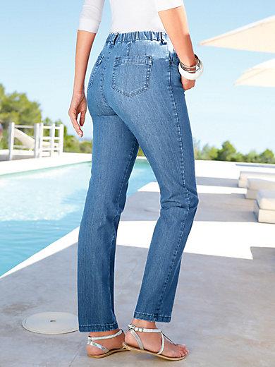Peter Hahn - Jeans im 5-Pocket-Schnitt