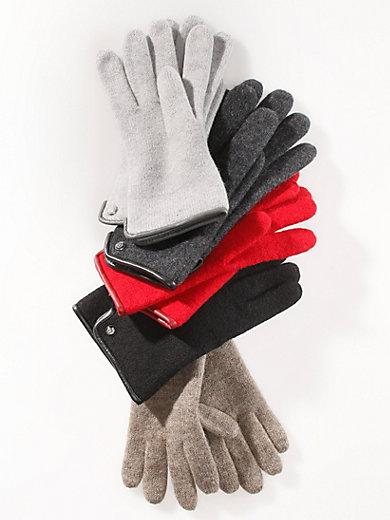 Roeckl - Handschuh aus gewalkter Schurwolle