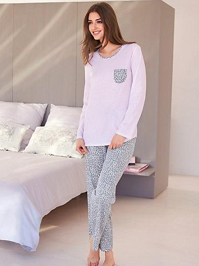 Rösch - Schlafanzug aus 100% Baumwolle