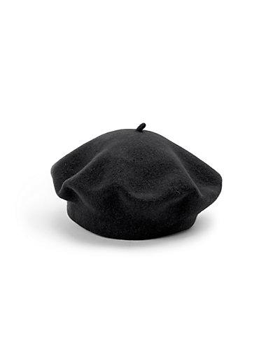 Seeberger - Baskenmütze mit französischem Charme