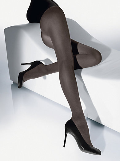 "Wolford - Strumpfhose ""Cotton Velvet Tights"""
