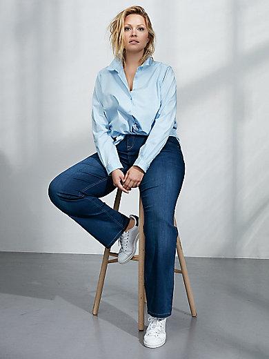 """zizzi - Jeans """"Nille Regular"""" mit geradem Bein"""