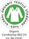 GOTS - Umwelt- und sozialverantwortliche Textilfertigung
