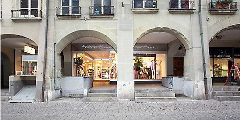 Boutiques de Peter Hahn Bern