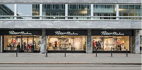 Peter Hahn Modehaus Zürich